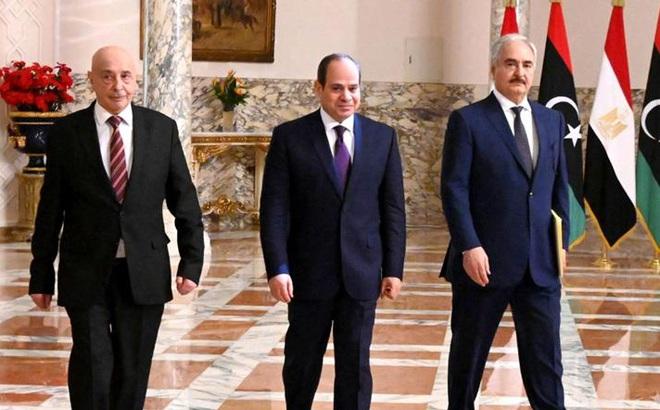 Bước ngoặt đầy kịch tính ở Libya: Ai Cập vào cuộc chơi, Nga-Thổ không còn vị thế số một?