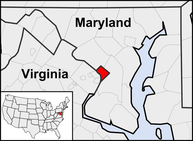 Vì sao Washington D.C không thể trở thành tiểu bang 51 của Mỹ? - Ảnh 1.