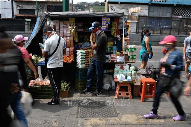 Chợ thực phẩm - những ổ dịch COVID-19 nguy hiểm ở Mỹ Latinh - Ảnh 1.