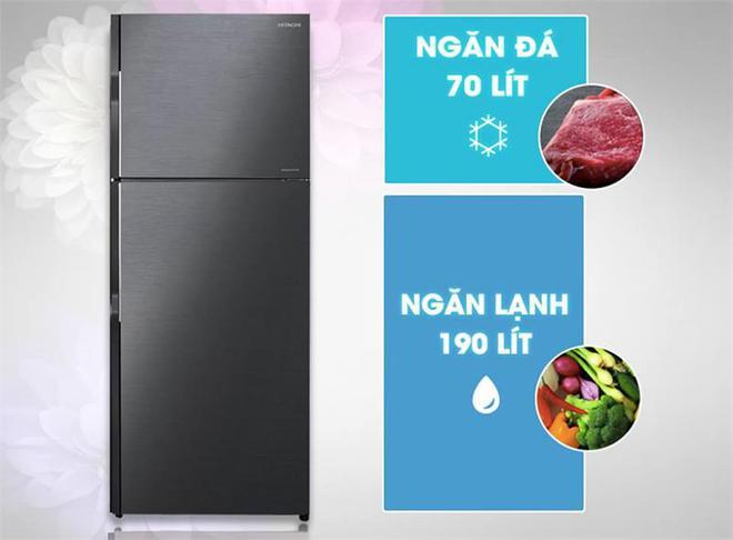 4 mẫu tủ lạnh Inverter siêu tiết kiệm điện lại cực bền trong khoảng giá 8 triệu đáng mua cho các gia đình - Ảnh 6.