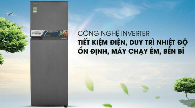 4 mẫu tủ lạnh Inverter siêu tiết kiệm điện lại cực bền trong khoảng giá 8 triệu đáng mua cho các gia đình - Ảnh 8.
