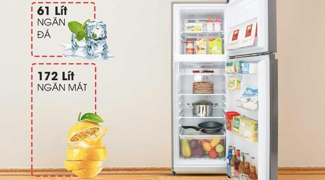 4 mẫu tủ lạnh Inverter siêu tiết kiệm điện lại cực bền trong khoảng giá 8 triệu đáng mua cho các gia đình - Ảnh 9.