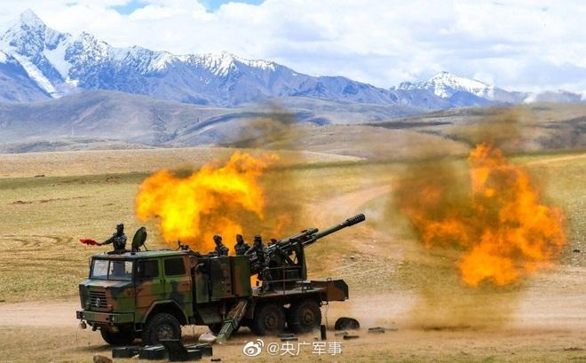 Trung-Ấn liên tục phô diễn sức mạnh gần biên giới sau vụ đụng độ chết người: Liệu có đáng lo ngại?