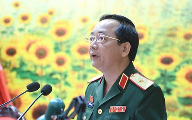Thiếu tướng Trịnh Văn Quyết giữ chức Bí thư Đảng uỷ Quân khu 2