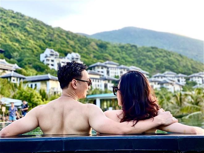 Vợ MC Thành Trung khoe vóc dáng gợi cảm sau 6 tháng sinh con - Ảnh 6.