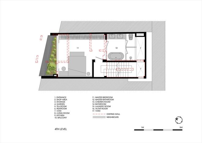 Ngôi nhà 49m2, 3 thế hệ cùng chung sống tại Hà Nội được giới thiệu trên báo Mỹ - Ảnh 16.