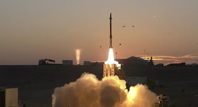 Lo sợ 150.000 tên lửa có thể trút xuống mọi vị trí trên lãnh thổ, Israel liên tục tấn công phủ đầu Iran ở Syria? - Ảnh 1.