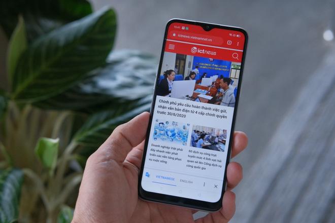 Chọn smartphone pin lâu, màn hình to, giá dưới 5 triệu đồng - Ảnh 1.