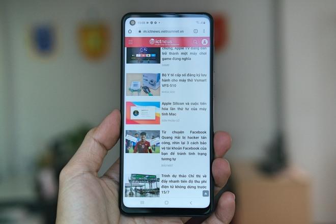 Chọn smartphone pin lâu, màn hình to, giá dưới 5 triệu đồng - Ảnh 7.