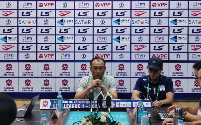 """HLV HAGL hé lộ lý do khiến Tuấn Anh """"mất tích"""" ở vòng 7 V.League"""