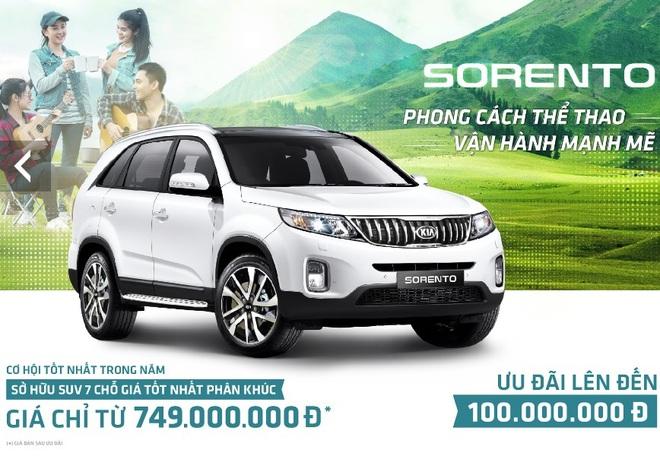 Xả kho, dọn hàng tồn, mẫu ô tô này được các đại lý Việt Nam mạnh tay giảm giá - Ảnh 2.
