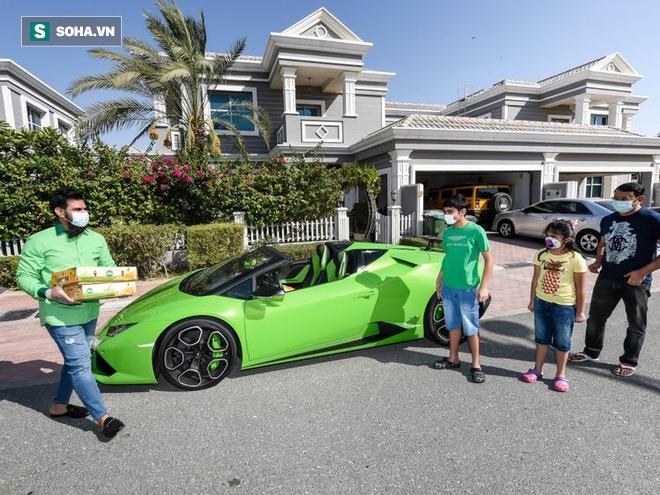 Shipper chơi lớn, dùng Lamborghini hơn 7,5 tỷ đồng để giao xoài - Ảnh 3.
