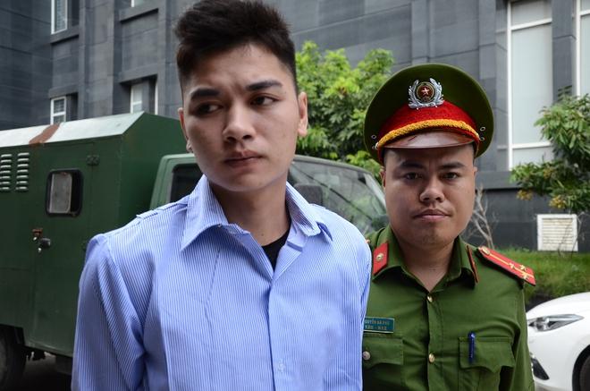 2 thanh niên quê Yên Bái giết hại dã man nam sinh chạy Grab - Ảnh 1.