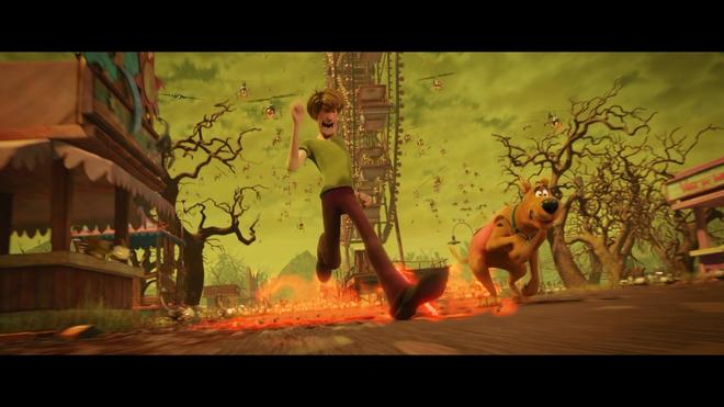 Thân phận thật sự của chú chó Scooby-Doo 50 tuổi - Ảnh 1.