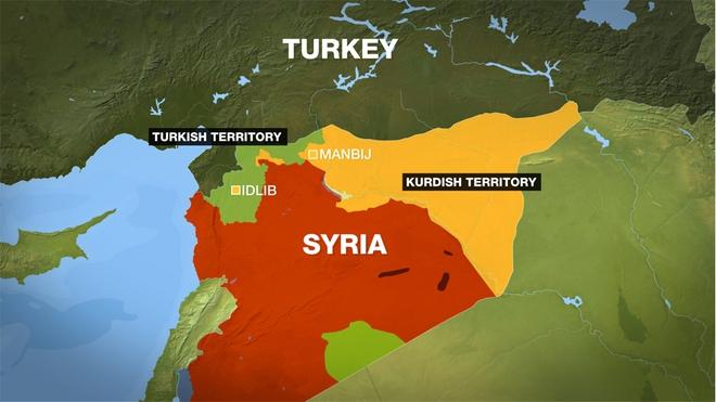 Dưỡng hổ di họa: Để mặc nhóm khủng bố HTS lớn mạnh, Idlib thành bom nổ chậm chờ Nga-Thổ? - Ảnh 1.