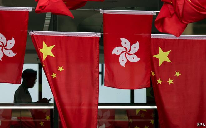Mỹ bắt đầu hủy bỏ trạng thái đặc biệt của Hong Kong, ngừng xuất khẩu vũ khí