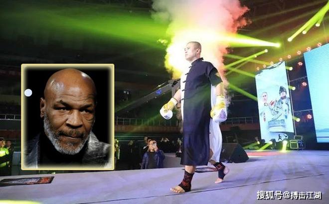 """Võ sư """"đánh đâu thua đó"""" của Trung Quốc chê Mike Tyson già cỗi, chỉ đủ sức diễn trên clip"""