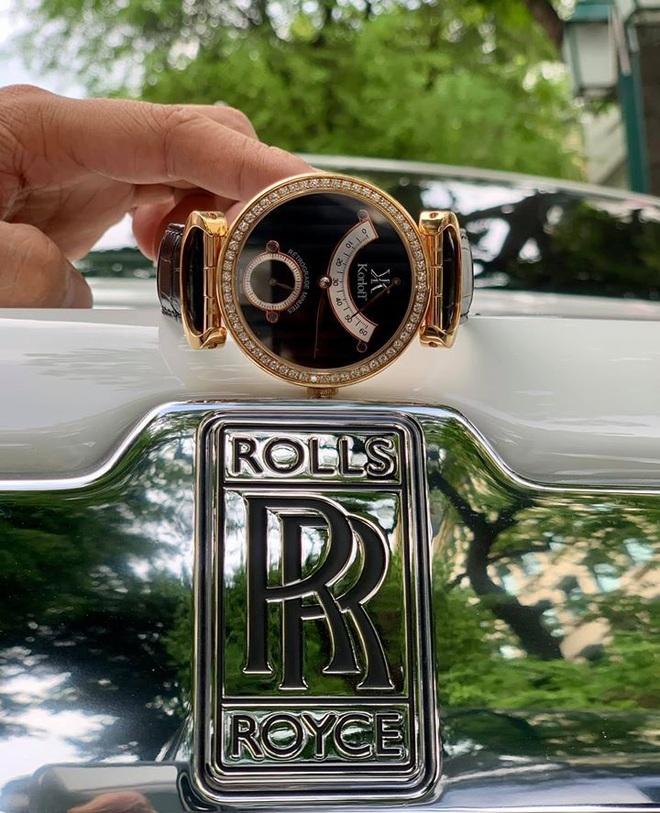 Bà chủ xinh đẹp buôn kim cương, đi Rolls-Royce tại Hà Nội là ai? - Ảnh 6.