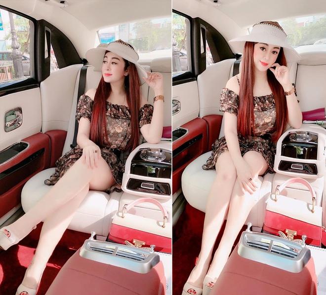 Bà chủ xinh đẹp buôn kim cương, đi Rolls-Royce tại Hà Nội là ai? - Ảnh 5.