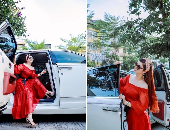 Bà chủ xinh đẹp buôn kim cương, đi Rolls-Royce tại Hà Nội là ai? - Ảnh 4.