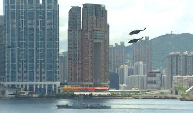 Hành động của Quân giải phóng ngay khi Quốc hội Trung Quốc thông qua luật an ninh Hồng Kông - Ảnh 1.