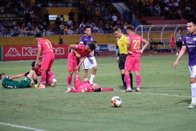 Hà Nội giải thích lý do không sử dụng Quang Hải khi thua Sài Gòn FC - Ảnh 1.