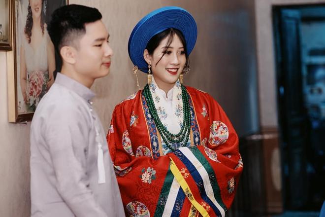 Bộ ảnh cưới cực độc đáo của cặp đôi Cao Bằng nhận bão like chỉ sau 2 giờ đăng tải, chiêm ngưỡng từng tiểu tiết nhỏ mới thấy quá chất - Ảnh 4.