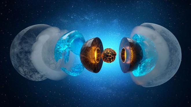 Hệ mặt trời có 2 hành tinh đang đổ mưa kim cương - Ảnh 1.