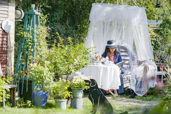 Từ bỏ cuộc sống thành đạt, cặp vợ chồng 40 tuổi về quê sống yên bình bên khu vườn rộng 3000m² - Ảnh 13.