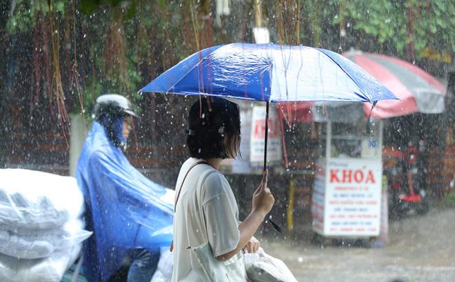 Thời tiết ngày 1/7: Các khu vực trên cả nước mưa dông, vùng núi Bắc Bộ đề phòng lũ quét, sạt lở đất