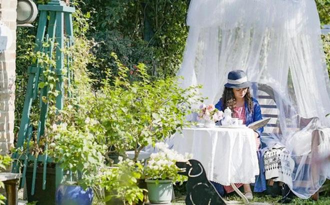 Từ bỏ cuộc sống thành đạt, cặp vợ chồng 40 tuổi về quê sống yên bình bên khu vườn rộng 3000m²