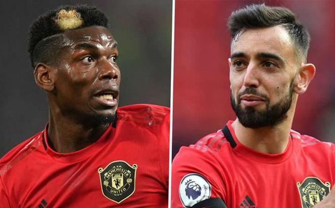 """Fernandes """"chán ngấy"""" vì bị hỏi quá nhiều về sự kết hợp với Pogba"""