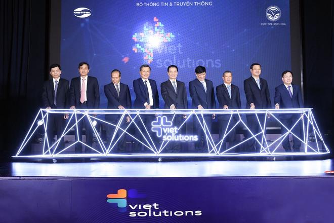 Viet Solutions có gì hấp dẫn những doanh nghiệp khởi nghiệp sáng tạo? - Ảnh 1.