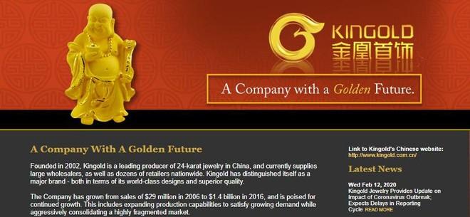 Bí ẩn những lô vàng giả thế chấp để vay 2 tỉ USD ở Trung Quốc - Kỳ 2 - ảnh 2