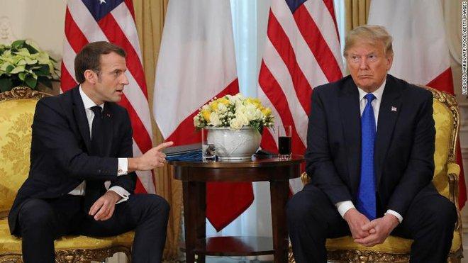 Bí mật được tiết lộ từ những cuộc điện đàm của TT Trump với các nguyên thủ nước ngoài - Ảnh 3.