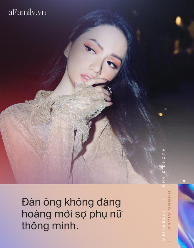 Hoa hậu Hương Giang: Đàn ông không đàng hoàng mới sợ phụ nữ thông minh - Ảnh 6.