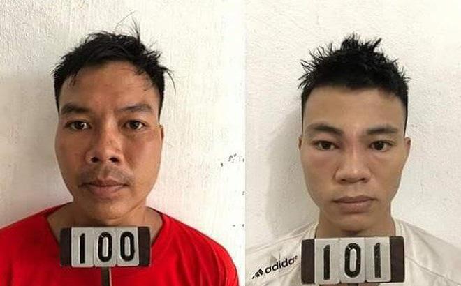 Bắt tạm giam 2 anh em ruột chém công an xã trọng thương