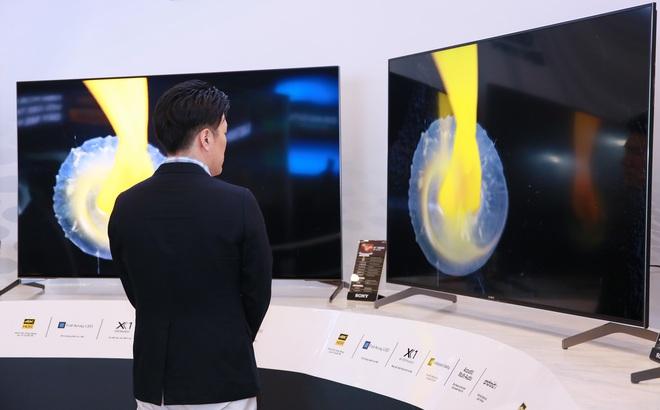 """Tivi 8K màn hình 85 inch đầu tiên của Sony vừa ra mắt, """"bom tấn"""" có làm nên chuyện?"""