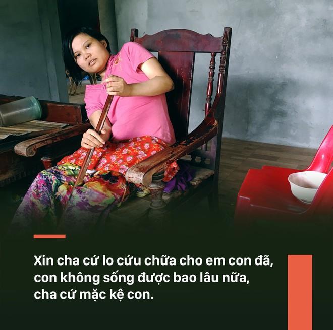 Lão nông phu 60 tuổi gồng gánh nuôi vợ và hai con bị u não - Ảnh 7.