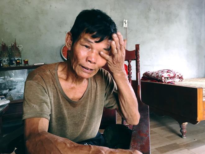 Lão nông phu 60 tuổi gồng gánh nuôi vợ và hai con bị u não - Ảnh 6.