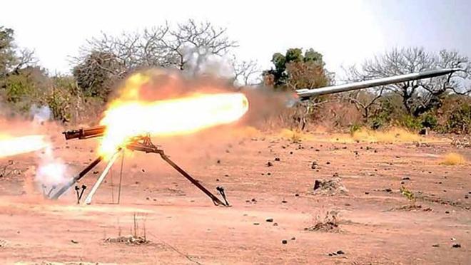 Khám phá loại hỏa khí nổi tiếng được Liên Xô sản xuất theo ý tưởng  độc - lạ từ Việt Nam - Ảnh 1.