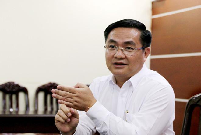 Quan lộ của Phó chủ tịch UBND TPHCM Trần Vĩnh Tuyến trước khi bị khởi tố - Ảnh 2.