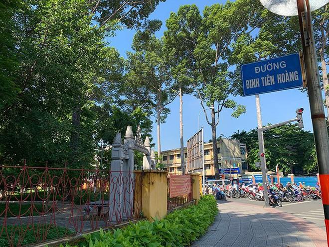 Giám đốc Sở văn hóa thể thao TPHCM trần tình việc đặt lại tên đường Lê Văn Duyệt  - Ảnh 2.