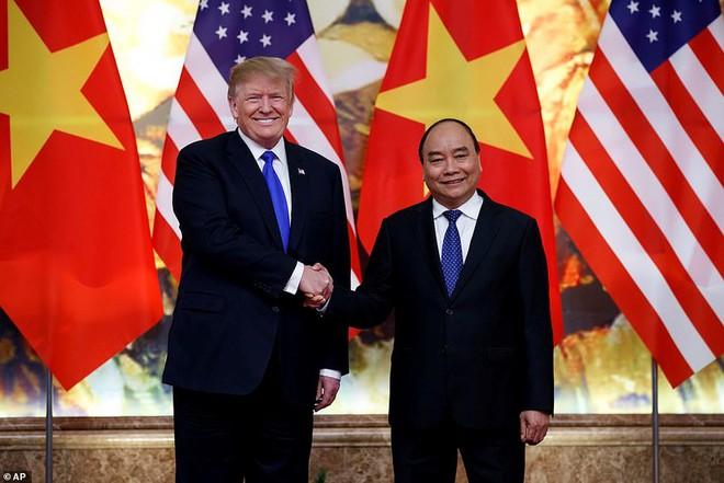 25 năm quan hệ Việt-Mỹ: Tổng thống Trump nói sự phát triển của quan hệ đối tác giữa hai nước là kỳ tích đặc biệt - Ảnh 1.