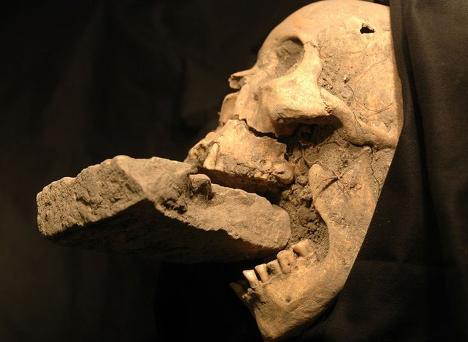 Phát hiện thi thể em bé 1.500 tuổi bị nghi chôn theo hình thức của ma cà rồng - Ảnh 2.