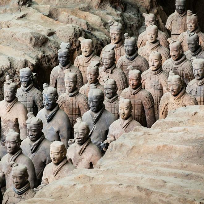 Bí ẩn kim tự tháp ở Trung Quốc - Ảnh 1.