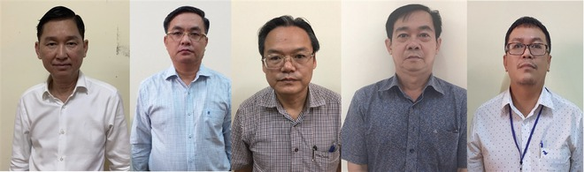Vì sao Phó Chủ tịch TPHCM Trần Vĩnh Tuyến và 4 người liên quan bị khởi tố? - Ảnh 1.