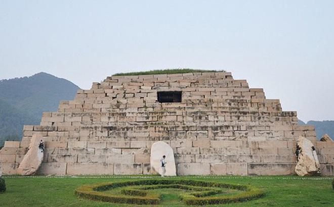 Bí ẩn kim tự tháp ở Trung Quốc