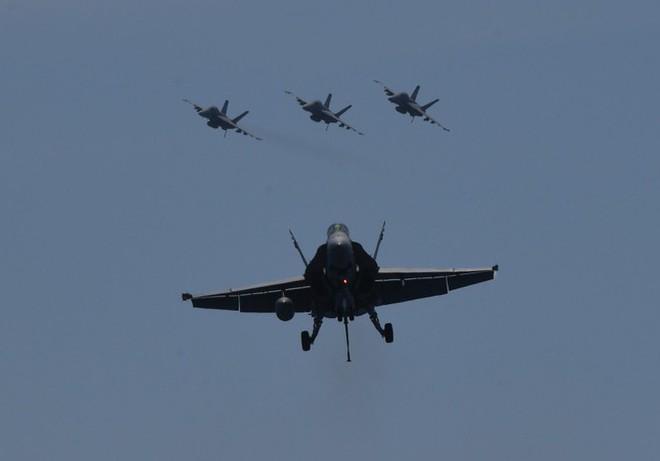 Trung Quốc đang thúc đẩy các mặt trận ở biển Đông, Mỹ tuyên bố theo sát mọi động thái - Ảnh 2.
