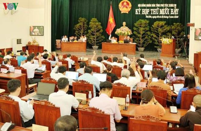 Phú Yên: Cả kỳ họp Hội đồng Nhân dân tỉnh không đại biểu nào chất vấn - Ảnh 1.